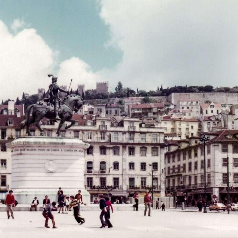 Lissabon 1973 Elämäni ensimmäinen ulkomaanmatka