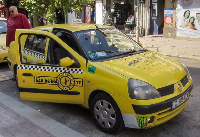 taksi sofia matkailun huonoja puolia