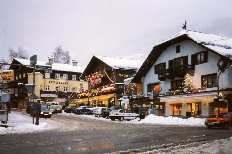 Zell am See Itävalta