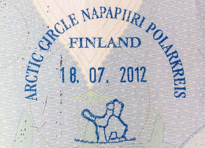 Napapiiri passileima