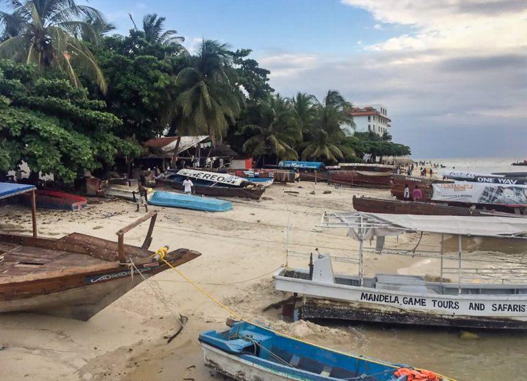 Stone Town Sansibarin saarikierros