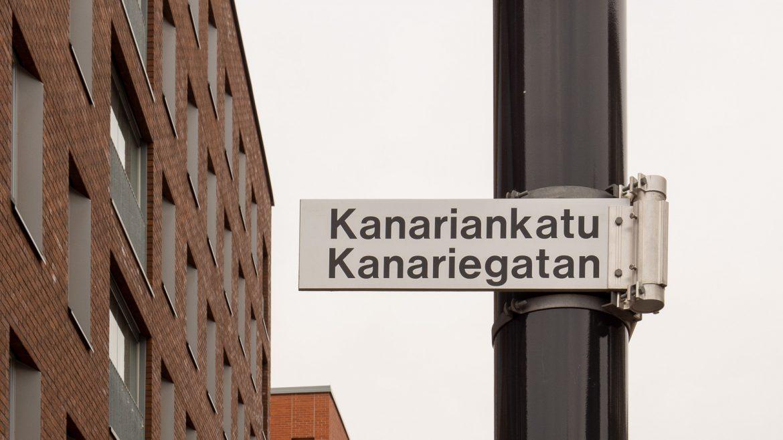 Kanariankatu Jätkäsaari