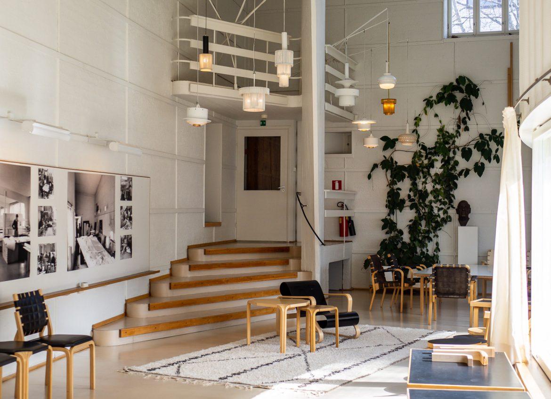 Alvar Aallon ateljee