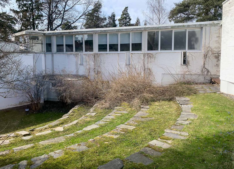 Alvar Aalto ateljee Munkkiniemi
