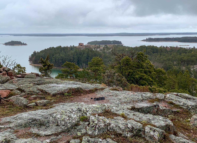 Djävulsberget Bomarsund
