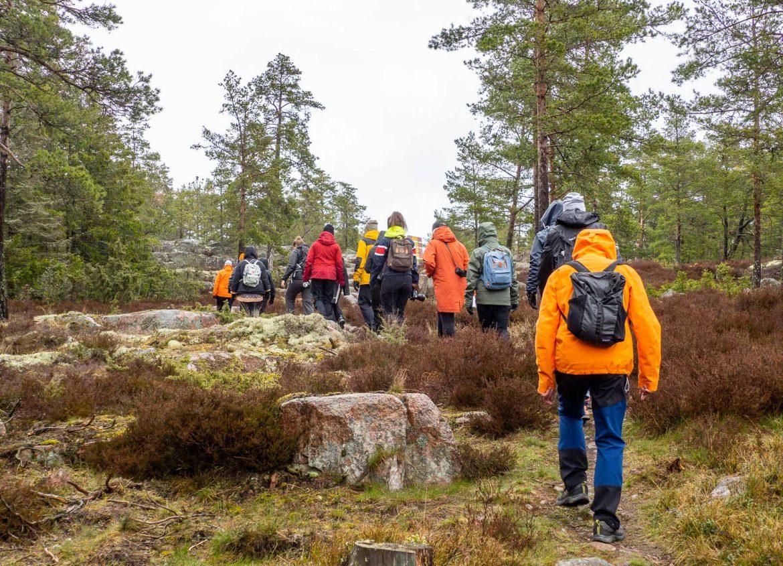 Bomarsund luontopolku