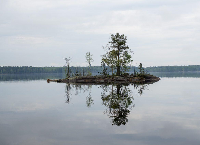 Haukivesi Saimaa
