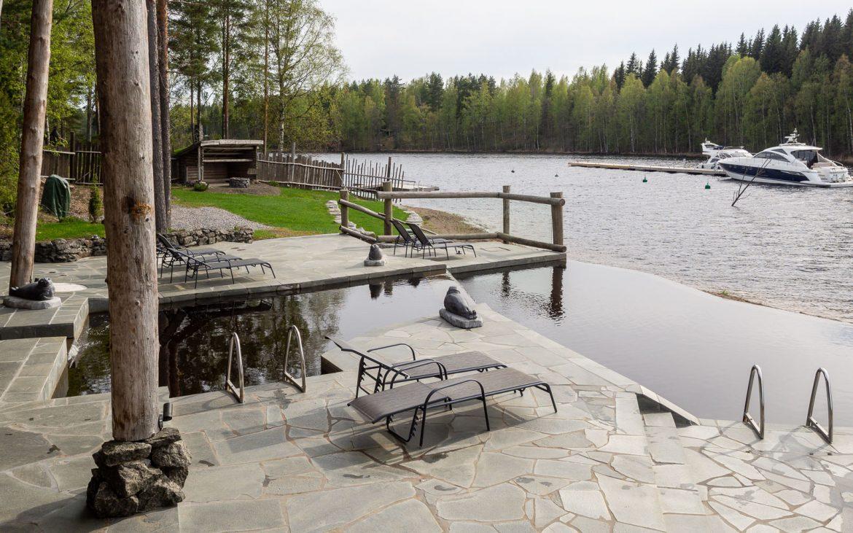Järvikylpylä Spa