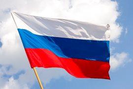 Venäjän lippu