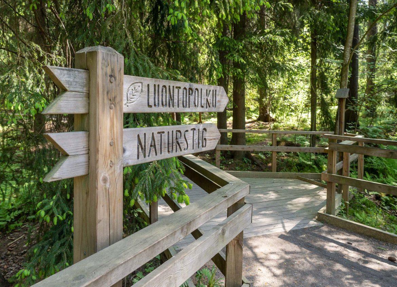 Kivinokka luontopolku