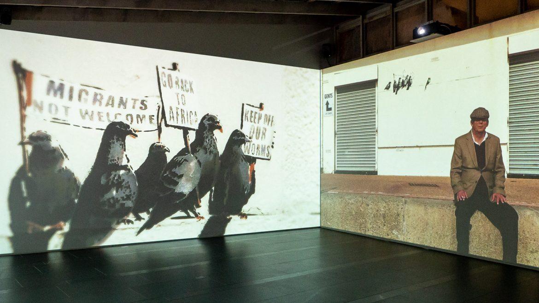 Serlachius Banksy