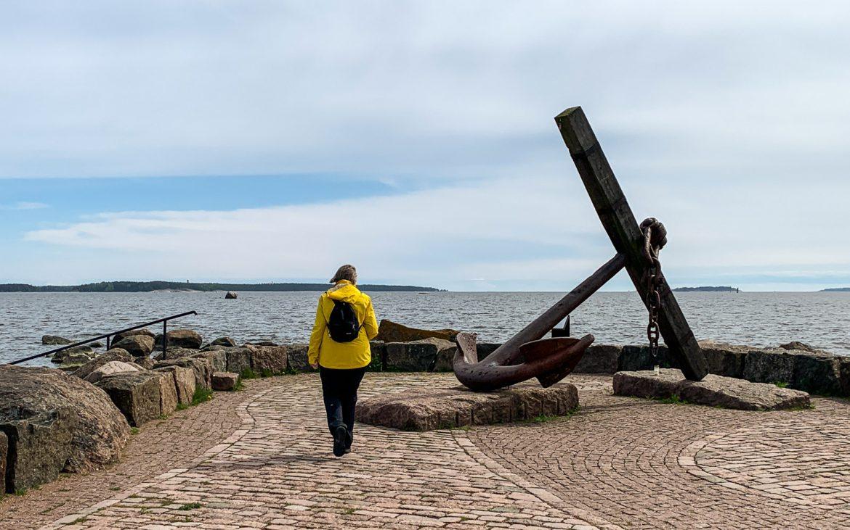 Katariinan meripuisto Kotkan puistot