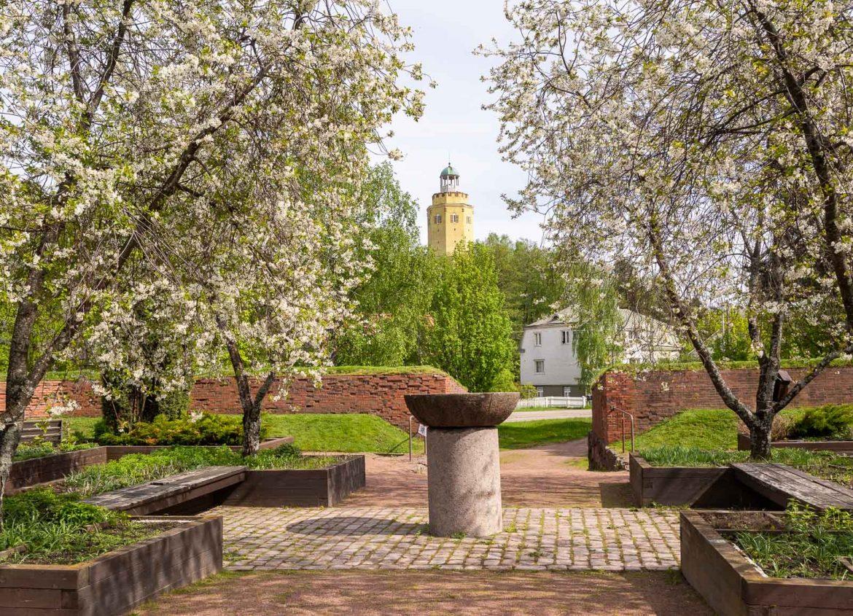 Yrittipuutarha Kotka-Redutti Kotkan puistot
