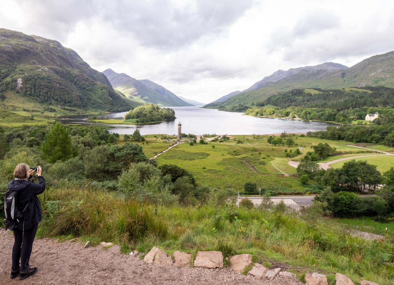 Skotlanti 2018 Heinä-elokuun kuvia