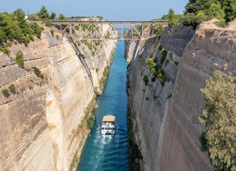 Korintin kanava Kotimaan matkailun suosituimmat jutut