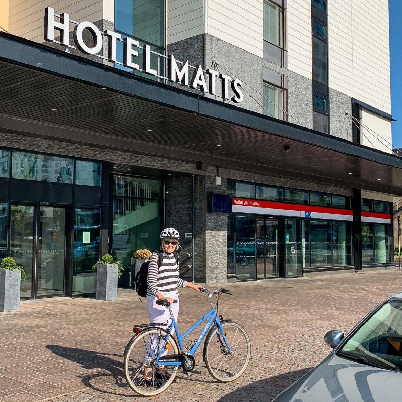Hotel Matts