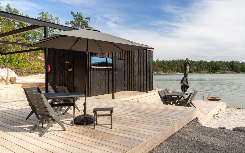 The Barö sauna