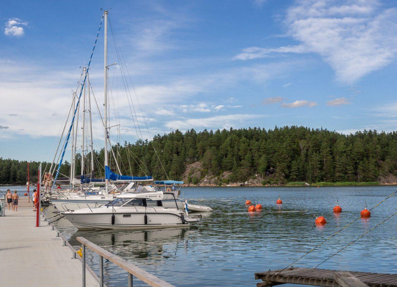 Barösundin satama
