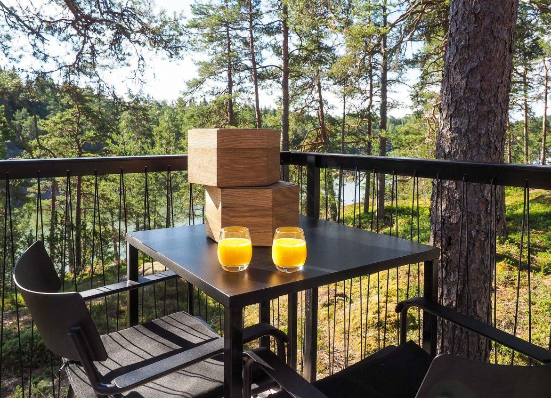 The Berg aamiainen