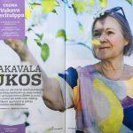 Salakavala tukos – juttu Apu Terveys -lehdessä