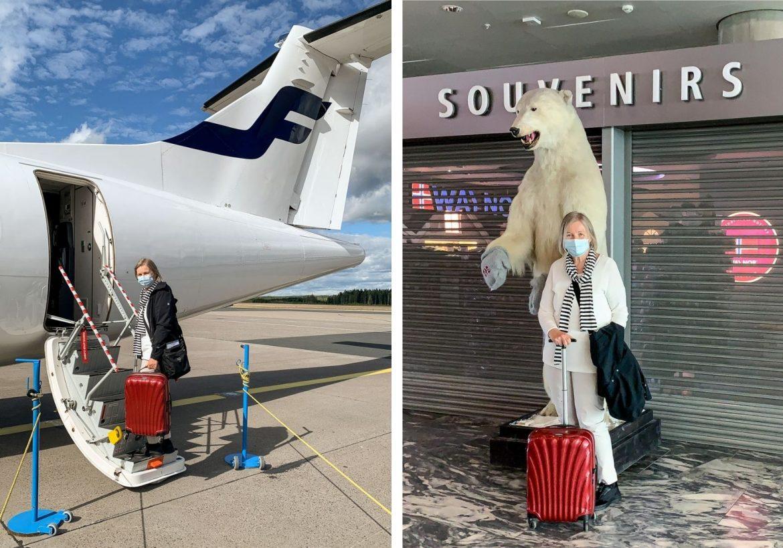 Norja 2021 lento Trondheim matkan kustannukset - näin paljon maksoi lentäen ja junalla tekemämme viikon Trondelagin kierros kesällä 2021