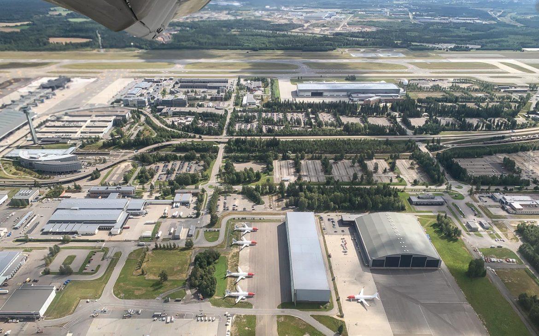 Oslo Airport 2021