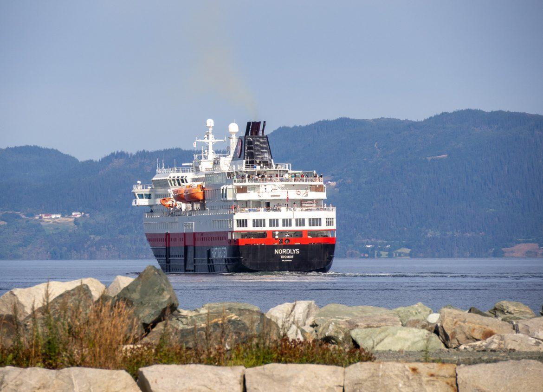 Hurtigruten Trondheim