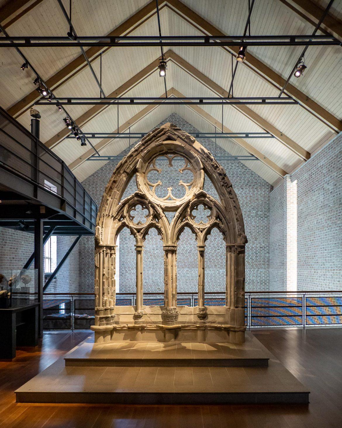 Nidaros katedraali Trondheimin nähtävyydet