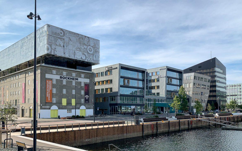 Rockheim Trondheimin nähtävyydet