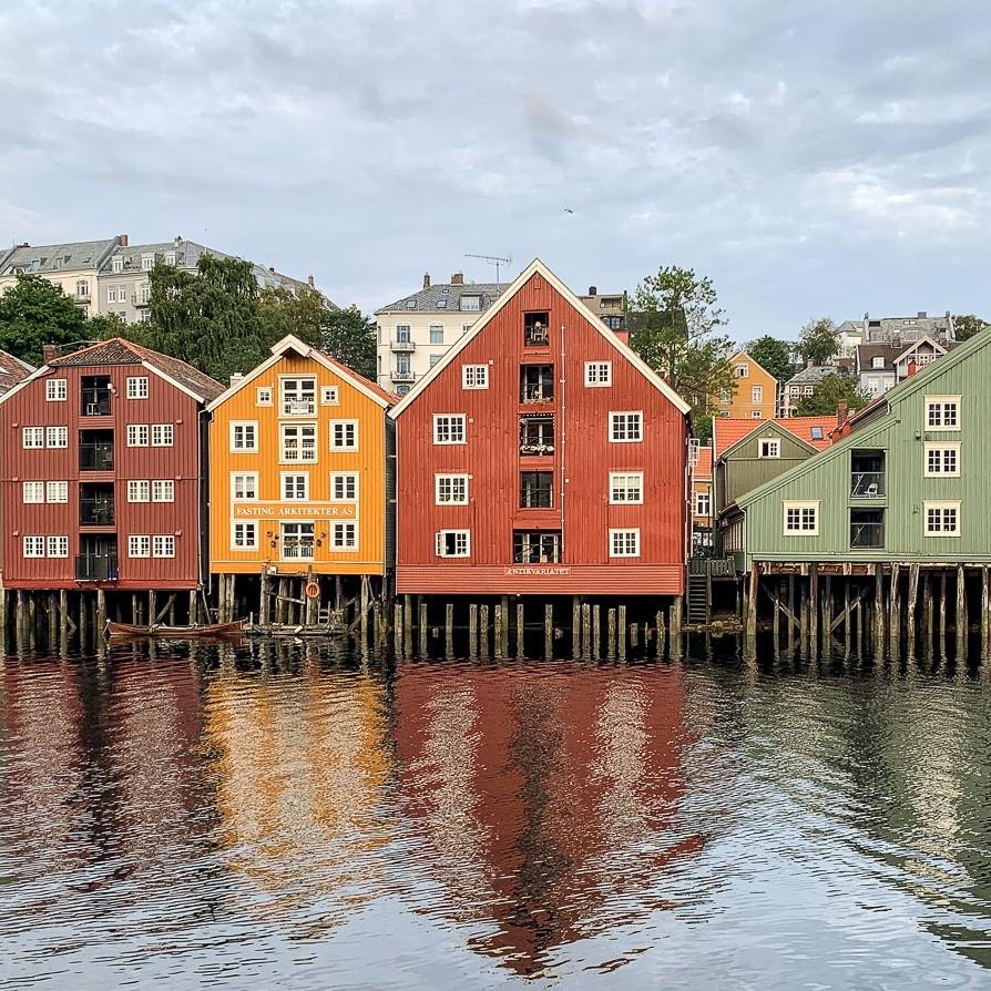 Instagram-kesä Trondheim