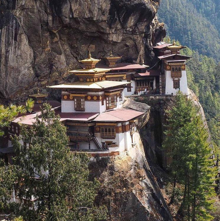 Instagram-kesä Bhutan