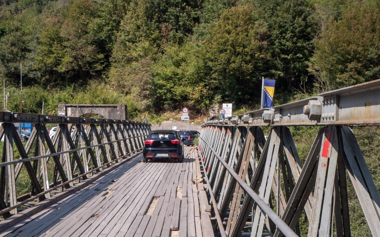 Bosnia - Sprska rajasilta