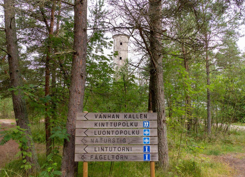 Kokkola Harrbådan Reitti Rovaniemeltä Espooseen