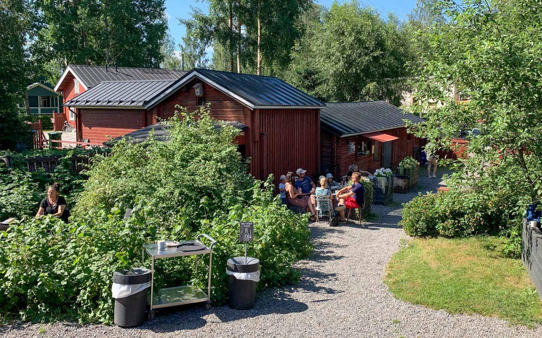 Cafe Skorpan Pietarsaari Reitti Rovaniemeltä Espooseen