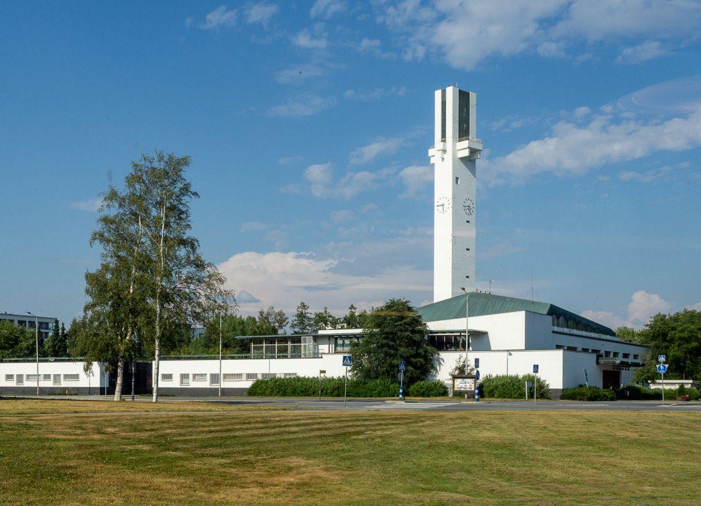 Aalto Seinäjoki Reitti Rovaniemeltä Espooseen