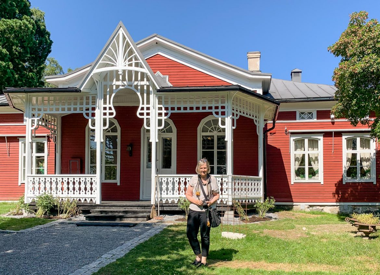 Villa Strömsö Ihan kuin Strömsössä