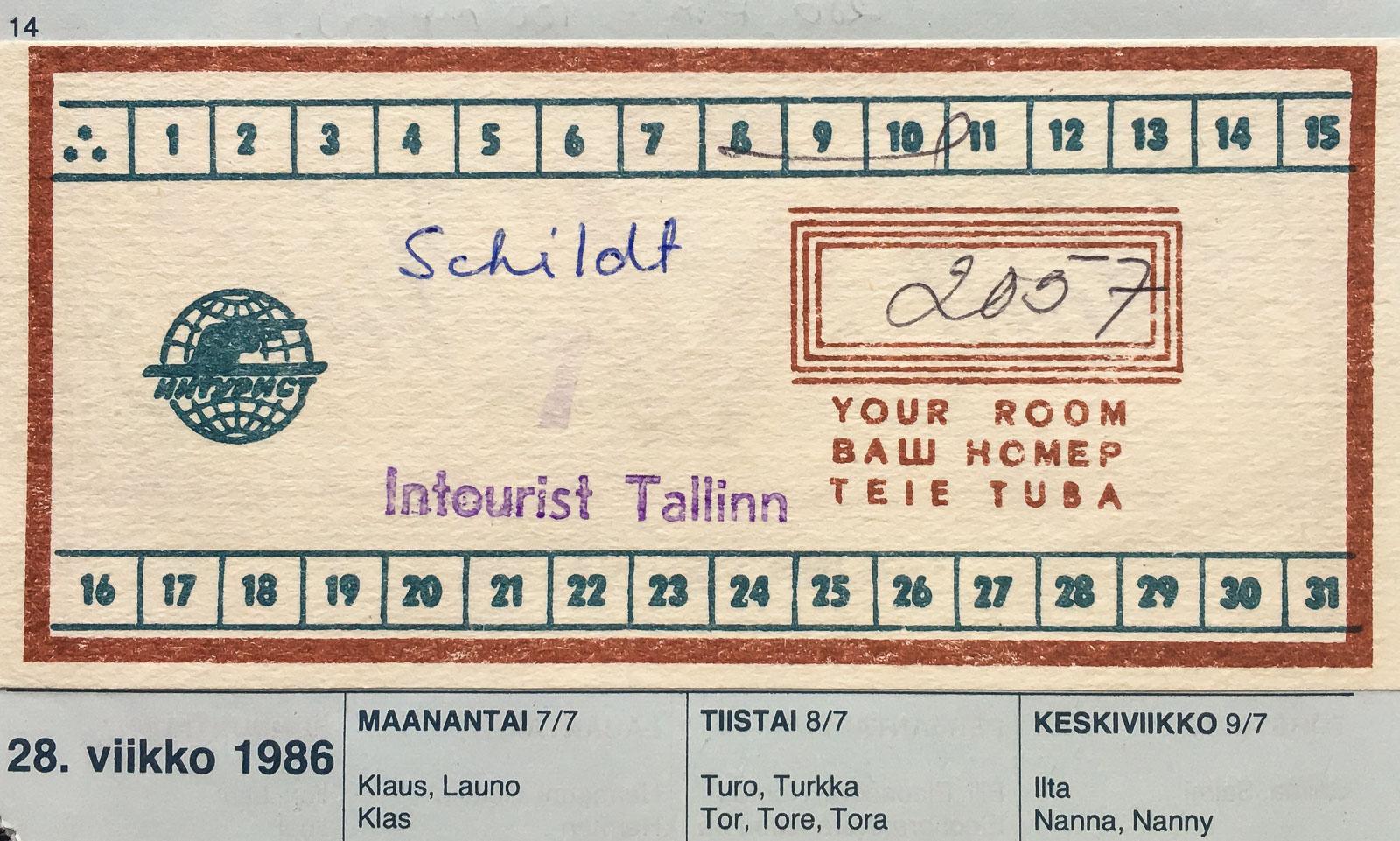 Tallinna 86 Viro