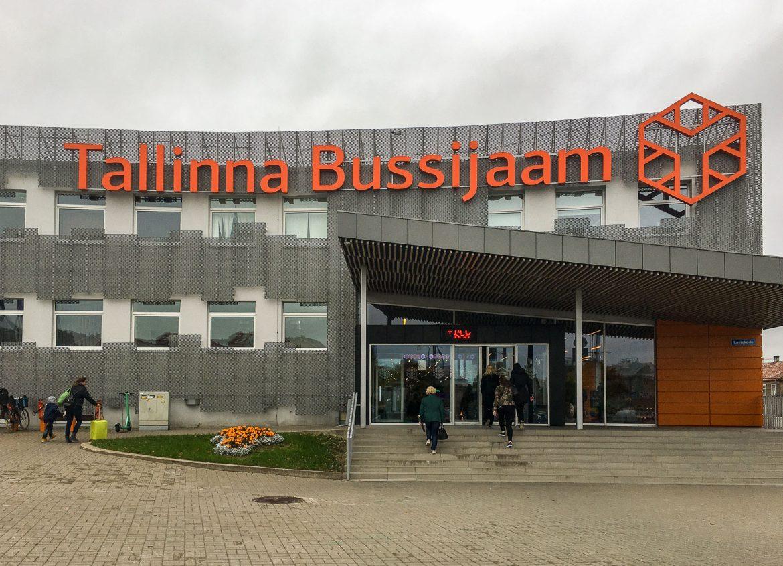 Tallinna Bussijaam Viro koronatodistus taksit