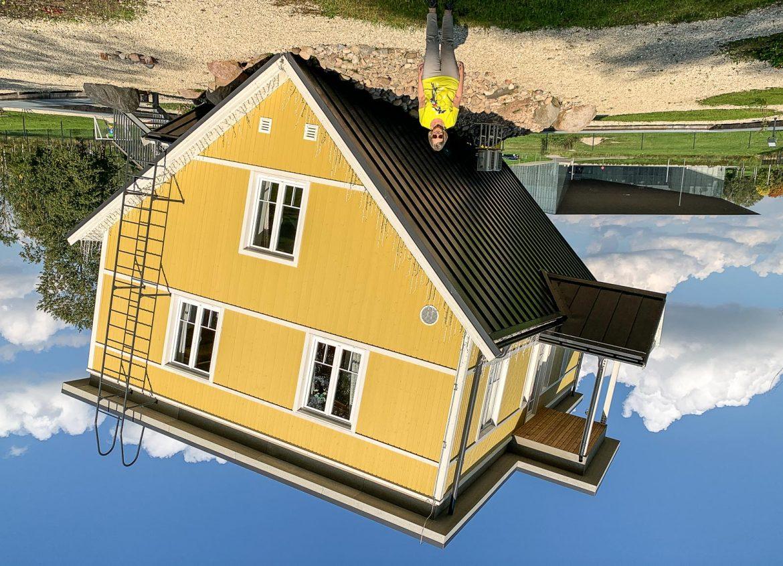 Upside Down House Tarton nähtävyydet