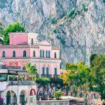 Virtuaalimatkalta oikealla matkalle: Capri
