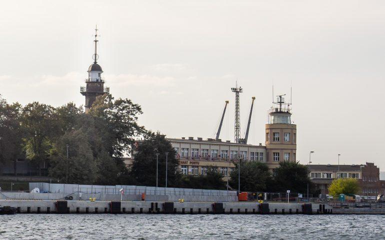 Gdansk toinen maailmansota Majakka Gdansk