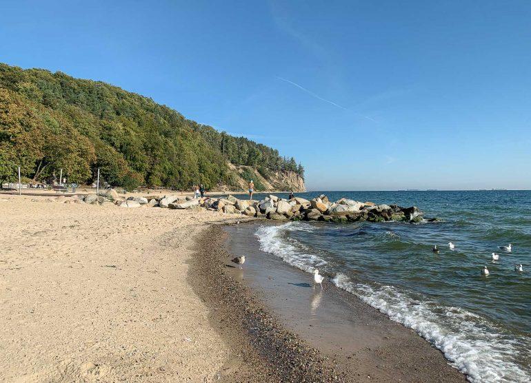 Sopot Gdynia Orlowo Puola