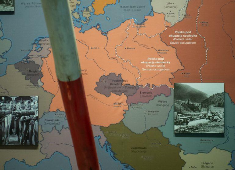 Jaettu Puola WW2