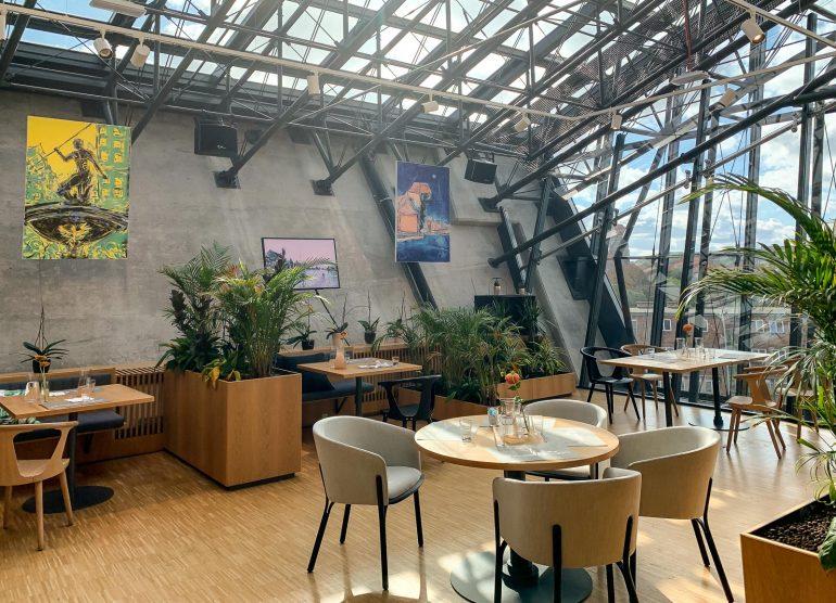 Toisen maailmansodan museo ravintola