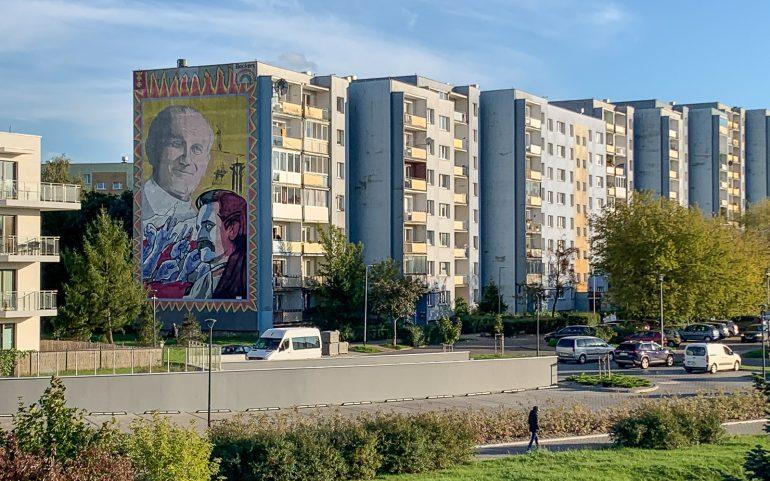 Zaspa Gdanskin nähtävyydet